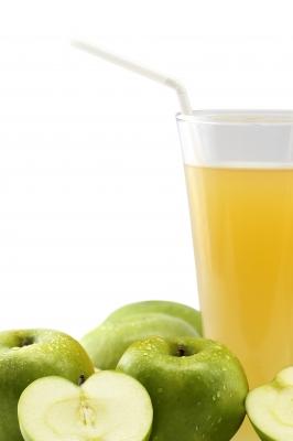 Apple juice & Meditation
